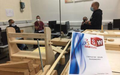 Retour formation initiation SolidWorks