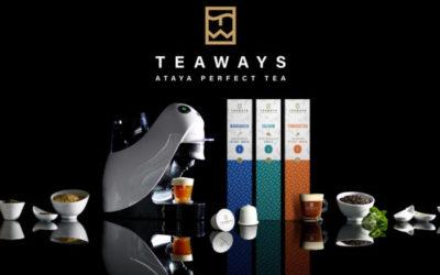 Teaways amène son bon thé au Crickers !